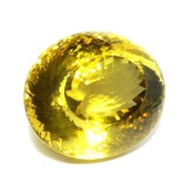 Citrine 24.25 CTS IF