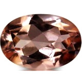 Morganite 1.60 CTS IF