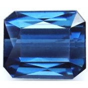 Tourmaline 2.54 CTS Indicolite IF