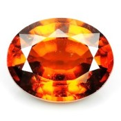 Grenat Hessonite 3.14 CTS
