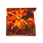 Diamant Rouge 0.07 CT