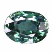 Saphir 0.73 CT IF Non Chauffé