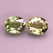 Tourmaline 1.10 CTS IF Paire