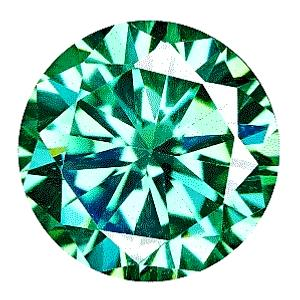 Moissanite 2.20 CTS IF