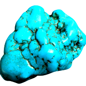 Turquoise 1580.50 CTS Brute