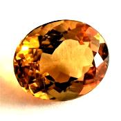 Citrine 135.20 CTS IF