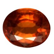 Grenat Hessonite 1.65 CTS